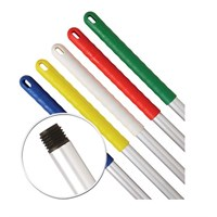 INTERCHANGEABLE HANDLE RED 125CM