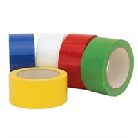 OLYMPIA COLOURED ACRYLIC TAPE 28MU