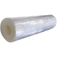 390MM X 600M CLEAR ECONOMY CORELESS PRE-STRETCHED HAND PALLET WRAP