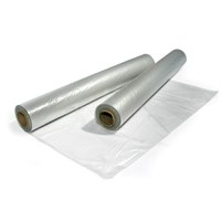 CLEAR CENTRE FOLDED SHEETING