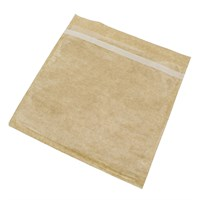BROWN KRAFT DELI BAG 265MM X 250MM W/ SEAL (1000) WINDOW