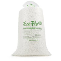 GREEN 8 SHAPE EXPENDED LOOSEFILL 15 CU FT BAG