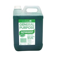 DIVERSEY PROFESSIONAL GENERAL PURPOSE CONCENTRATED DETERGENT NEUTRAL 5 LITRE