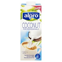 ALPRO COCONUT SOY FOR PROFESSIONALS 1 LITRE