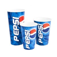 12OZ PEPSI DISPOSABLE PAPER COLD CUPS