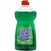 CLEAN N FRESH WASHING UP LIQUID 675ML