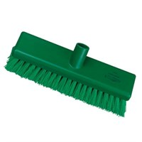 CB01 GREEN 300MM FLAT SWEEPING BROOM