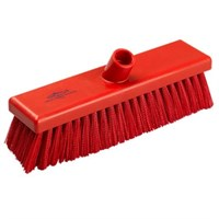 CB01 RED 300MM FLAT SWEEPING BRUSH HEAD