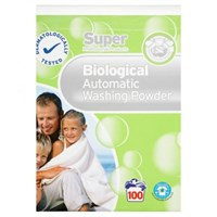 SUPER PROFESSIONAL BIO WASHING POWDER 100 WASH 6.8KG