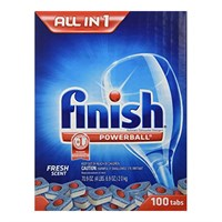 FINISH POWERBALL DISHWASHER TABLETS