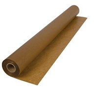 900MM X 100M ROLL OF WAXED KRAFT PAPER 65GSM